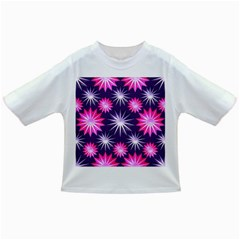 Stars Patterns Christmas Background Seamless Infant/Toddler T-Shirts
