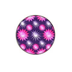 Stars Patterns Christmas Background Seamless Hat Clip Ball Marker