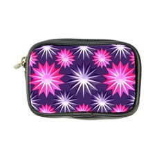 Stars Patterns Christmas Background Seamless Coin Purse
