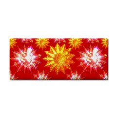 Stars Patterns Christmas Background Seamless Cosmetic Storage Cases
