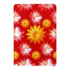 Stars Patterns Christmas Background Seamless Samsung Galaxy Tab Pro 12.2 Hardshell Case