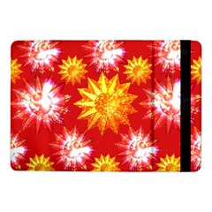 Stars Patterns Christmas Background Seamless Samsung Galaxy Tab Pro 10.1  Flip Case