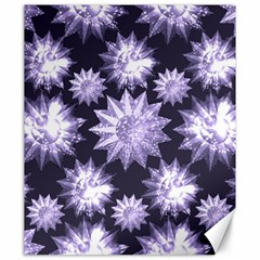 Stars Patterns Christmas Background Seamless Canvas 20  x 24