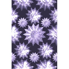 Stars Patterns Christmas Background Seamless 5 5  X 8 5  Notebooks