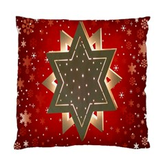 Star Wood Star Illuminated Standard Cushion Case (Two Sides)