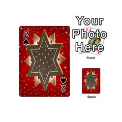 Star Wood Star Illuminated Playing Cards 54 (mini)