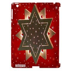 Star Wood Star Illuminated Apple iPad 3/4 Hardshell Case (Compatible with Smart Cover)