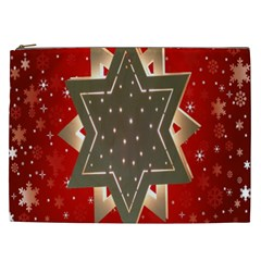 Star Wood Star Illuminated Cosmetic Bag (xxl)