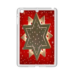 Star Wood Star Illuminated iPad Mini 2 Enamel Coated Cases