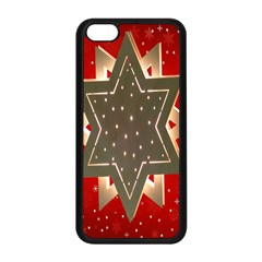 Star Wood Star Illuminated Apple Iphone 5c Seamless Case (black)