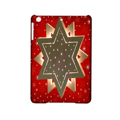 Star Wood Star Illuminated Ipad Mini 2 Hardshell Cases