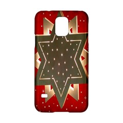 Star Wood Star Illuminated Samsung Galaxy S5 Hardshell Case
