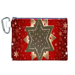 Star Wood Star Illuminated Canvas Cosmetic Bag (XL)