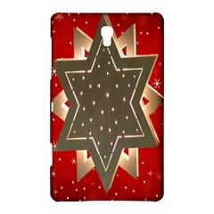 Star Wood Star Illuminated Samsung Galaxy Tab S (8.4 ) Hardshell Case