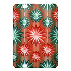 Stars Patterns Christmas Background Seamless Kindle Fire Hd 8 9