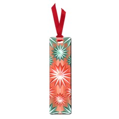 Stars Patterns Christmas Background Seamless Small Book Marks