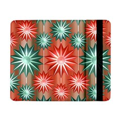 Stars Patterns Christmas Background Seamless Samsung Galaxy Tab Pro 8 4  Flip Case