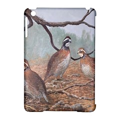 Bob White Quail Apple Ipad Mini Hardshell Case (compatible With Smart Cover)
