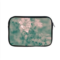 Surreal Floral Apple Macbook Pro 15  Zipper Case