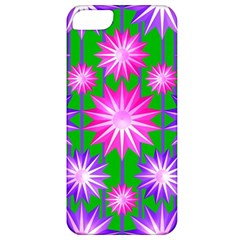 Stars Patterns Christmas Background Seamless Apple Iphone 5 Classic Hardshell Case