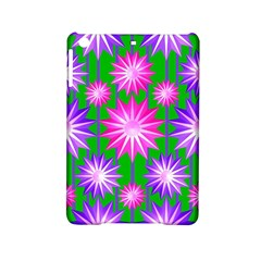 Stars Patterns Christmas Background Seamless Ipad Mini 2 Hardshell Cases