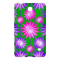 Stars Patterns Christmas Background Seamless Samsung Galaxy Tab 4 (8 ) Hardshell Case