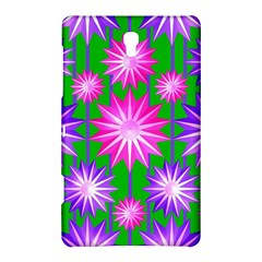 Stars Patterns Christmas Background Seamless Samsung Galaxy Tab S (8.4 ) Hardshell Case