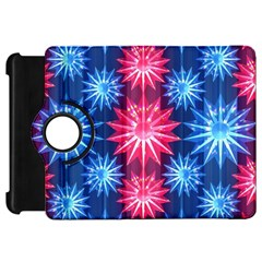 Stars Patterns Christmas Background Seamless Kindle Fire Hd 7