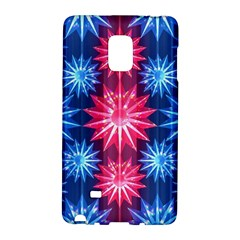 Stars Patterns Christmas Background Seamless Galaxy Note Edge