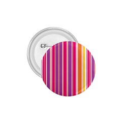Stripes Colorful Background Pattern 1.75  Buttons