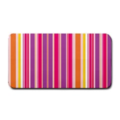 Stripes Colorful Background Pattern Medium Bar Mats