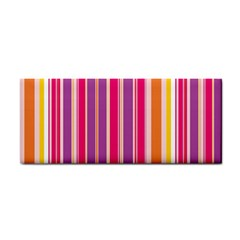 Stripes Colorful Background Pattern Cosmetic Storage Cases