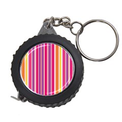 Stripes Colorful Background Pattern Measuring Tapes