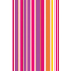 Stripes Colorful Background Pattern 5 5  X 8 5  Notebooks