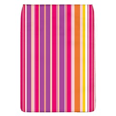 Stripes Colorful Background Pattern Flap Covers (l)