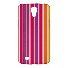 Stripes Colorful Background Pattern Samsung Galaxy Mega 6 3  I9200 Hardshell Case