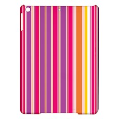 Stripes Colorful Background Pattern Ipad Air Hardshell Cases