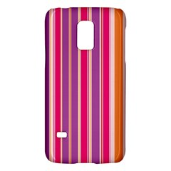 Stripes Colorful Background Pattern Galaxy S5 Mini