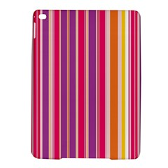 Stripes Colorful Background Pattern Ipad Air 2 Hardshell Cases