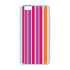 Stripes Colorful Background Pattern Apple Seamless iPhone 6/6S Case (Color)