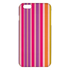 Stripes Colorful Background Pattern iPhone 6 Plus/6S Plus TPU Case