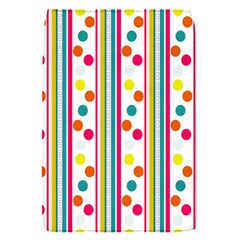 Stripes Polka Dots Pattern Flap Covers (s)