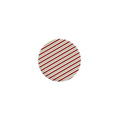 Stripes Striped Design Pattern 1  Mini Magnets
