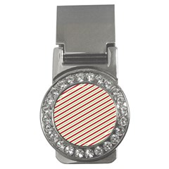 Stripes Striped Design Pattern Money Clips (CZ)