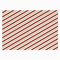 Stripes Striped Design Pattern Large Glasses Cloth (2 Side)