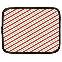Stripes Striped Design Pattern Netbook Case (XXL)