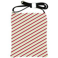Stripes Striped Design Pattern Shoulder Sling Bags
