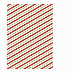 Stripes Striped Design Pattern Small Garden Flag (two Sides)