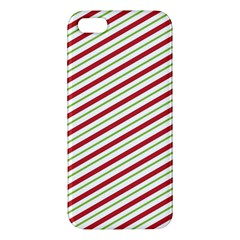 Stripes Striped Design Pattern Apple Iphone 5 Premium Hardshell Case