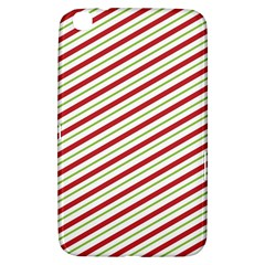 Stripes Striped Design Pattern Samsung Galaxy Tab 3 (8 ) T3100 Hardshell Case